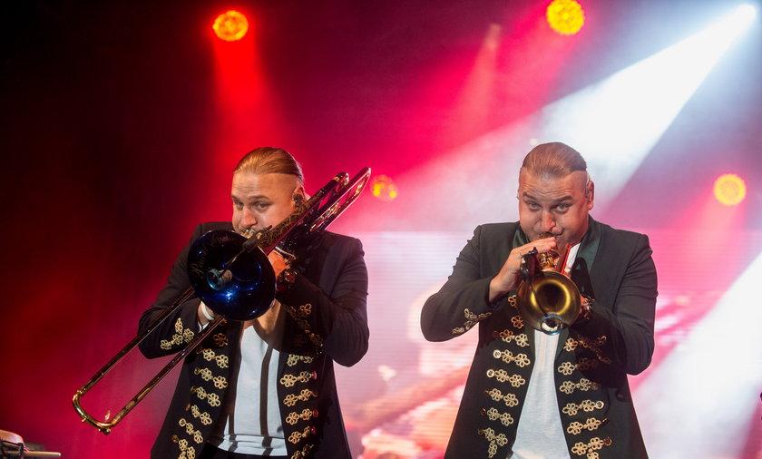 Na scenie Polsat SuperHit Festiwal 2021 wystąpi m.in. zespół Golec uOrkiestra.