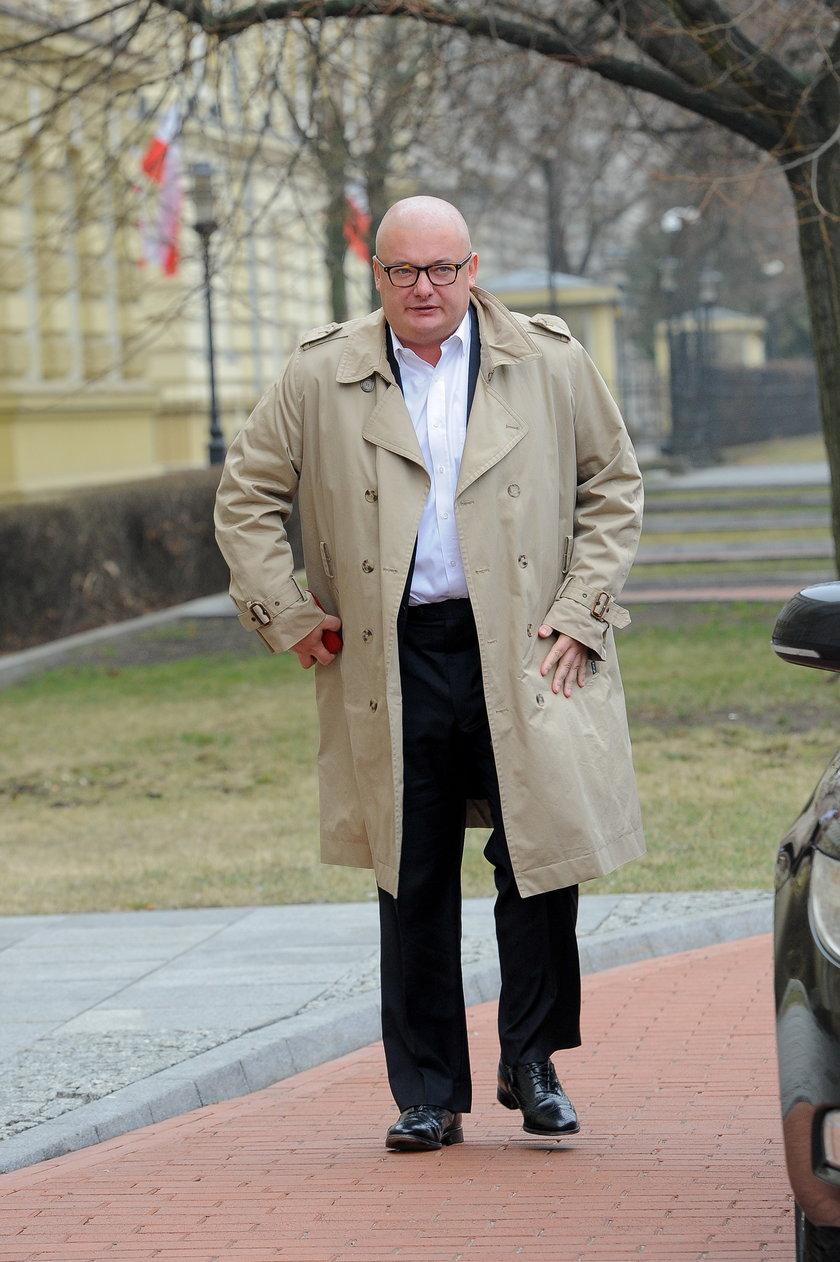 MichałKamiński, minister w kancelarii premier Ewy Kopacz, były spindoctor PiS
