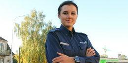 Kim jest ta piękna policjantka?