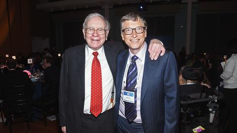 Warren Buffett i Bill Gates mają wypracowane podobne nawyki w wielu sferach życia
