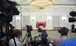 Łapiński: Nie ma żadnego problemu w relacjach między prezydentem a szefem PiS