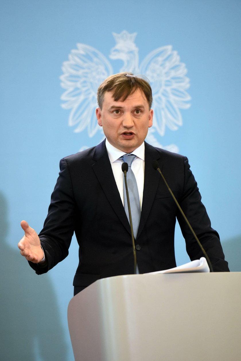 Zbigniew Ziobro, szef Solidarnej Polski