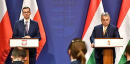 """UE wstrzymała oddech. Premierzy Morawiecki i Orban straszą: """"Warunkowość prowadzi na manowce"""""""