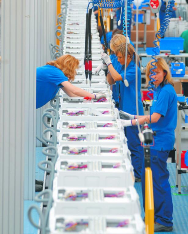 Fabryka pralek w Wałbrzyskiej SSE