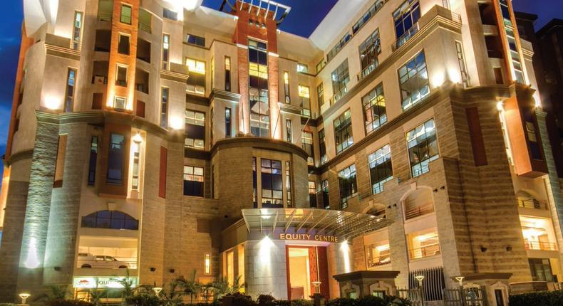 Equity Centre [Twitter/Equity Bank]