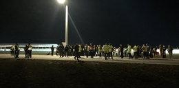 Ewakuacja lotniska w Modlinie. Co się stało?
