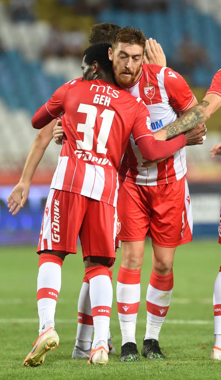 FK Crvena zvezda, FK Radnički Niš