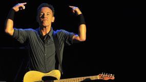 Bruce Springsteen śpiewa z U2