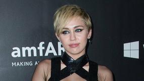Miley Cyrus nie mogła się zdecydować na kolor włosów...