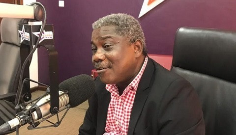 Former MP for Adentan, Opare Hammond, dead