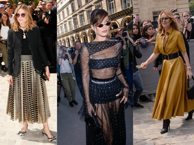 Na nedelji visoke mode u Parizu ONE su ukrale svu pažnju: Ovo su NAJBOLJI stajlinzi slavnih lepotica!