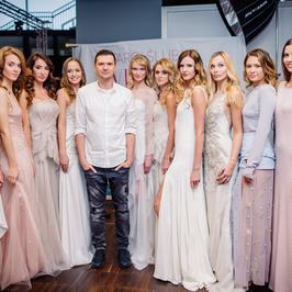 Maciej Zień zaprezentował nową kolekcję ślubną. Zobaczcie zdjęcia