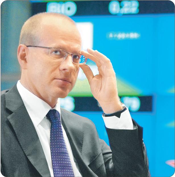 BIO: Ludwik Sobolewski jest prezesem Giełdy Papierów Wartościowych w Warszawie. W latach 1994 – 2006 był wiceprezesem zarządu Krajowego Depozytu Papierów Wartościowych Fot. Artur Chmielewski