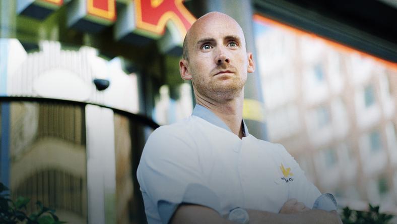 Richard Bergfors, prezes Max Premium Burgers