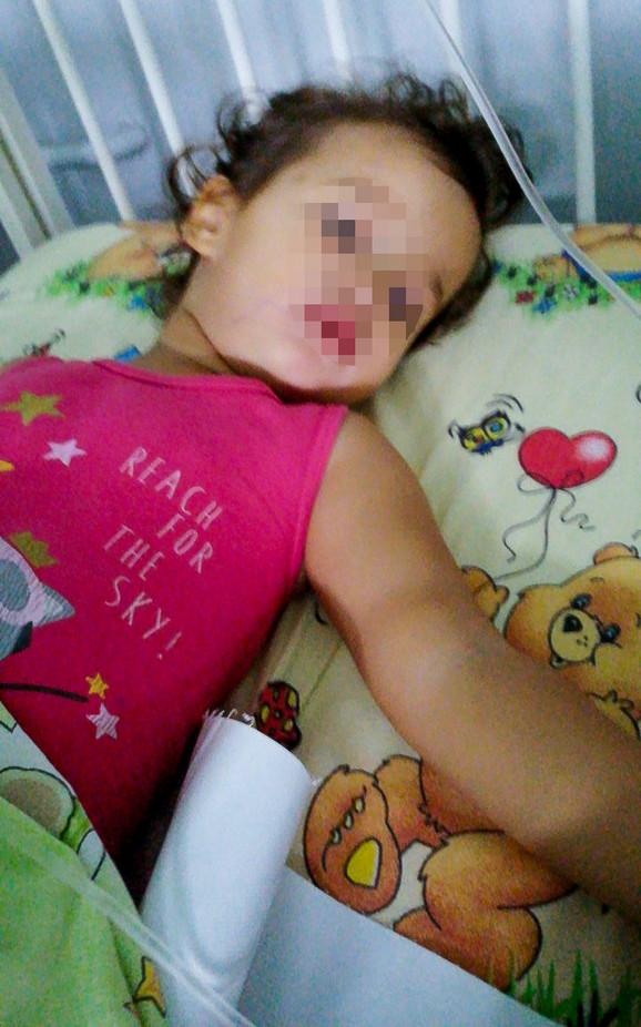 Otrovana devojčica završila je tada na intenzivnoj nezi Kliničkog centra Kragujevac