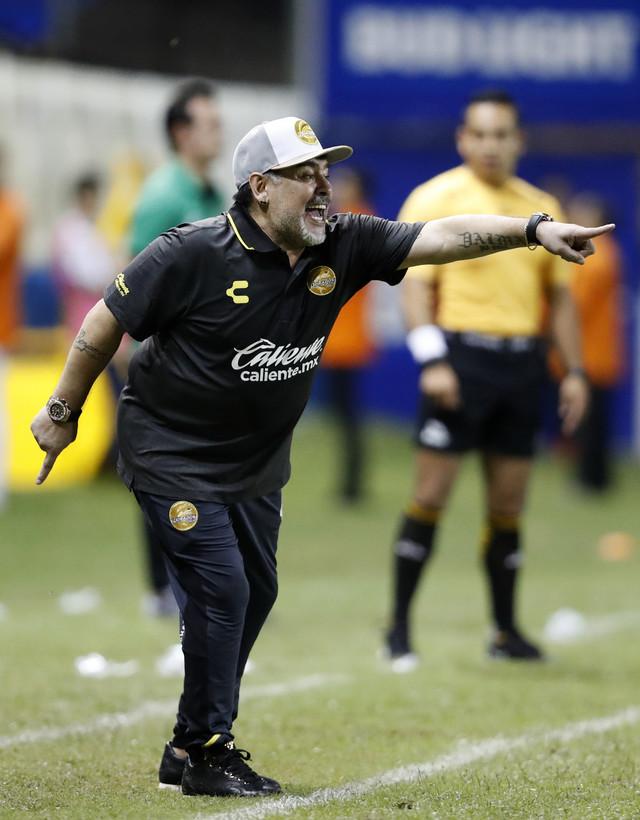 """Maradona ponovo """"oduševljava"""" javnost izjavama"""