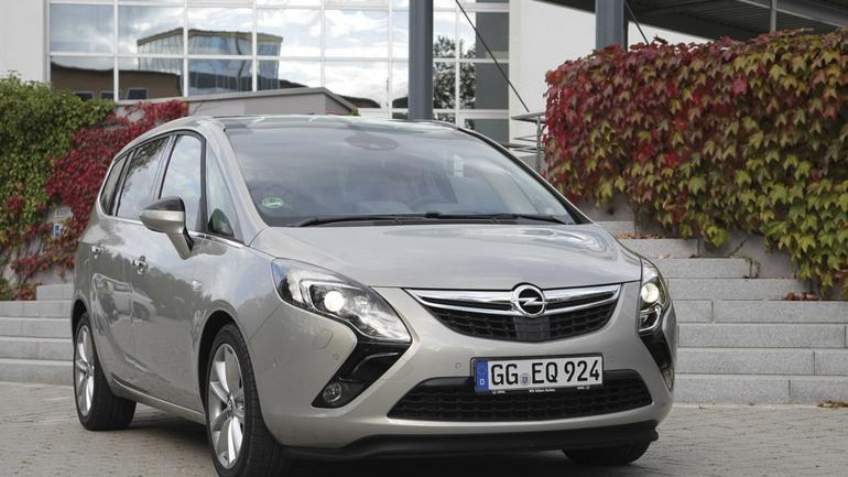 Nowy Opel Zafira to funkcjonalność przez duże F