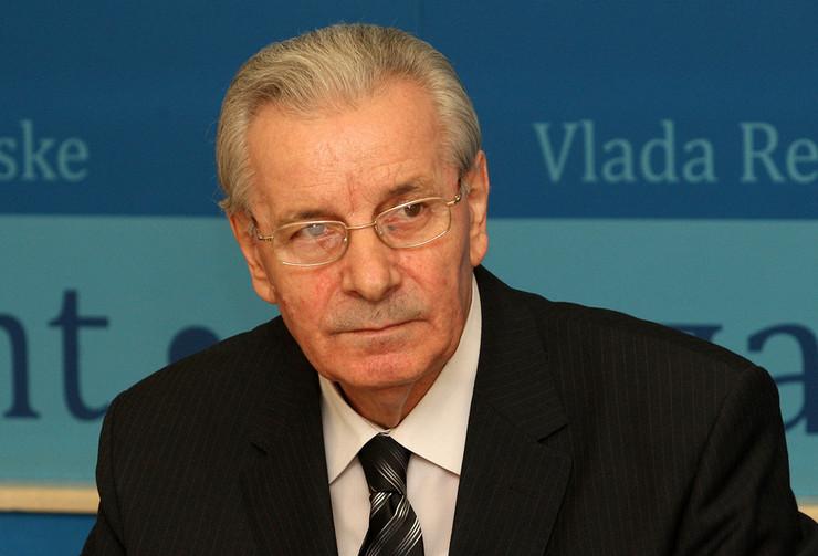 Stevo Mirjanic Ministar poljoprivrede RS