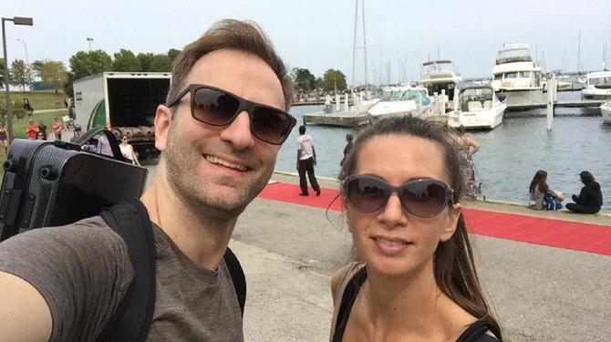 Stefan i Gorica Milenković (Grozdanić)