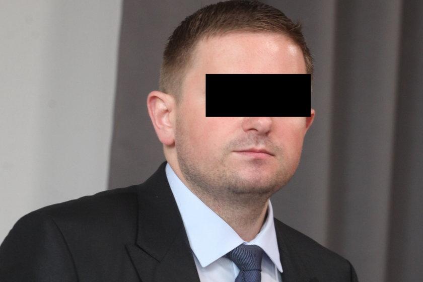 Marcin P. nadal przebywa na wolności