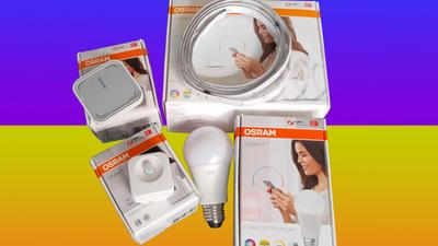 Osram Smart+: Günstige Philips-Hue-Alternative im Test