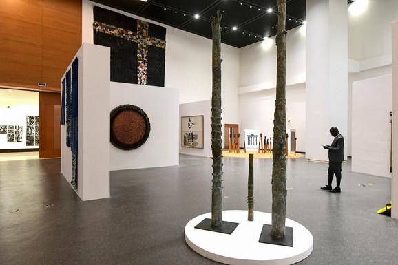 U Dakaru je prošle godine osnovan Muzej crnačke civilizacije