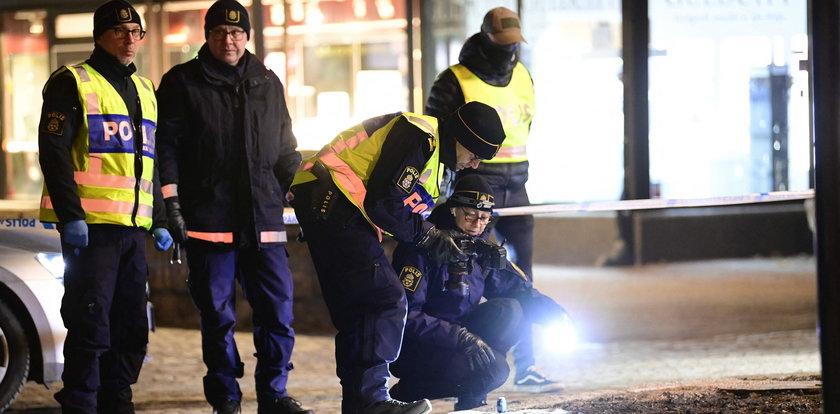 Nowe fakty ws. ataku nożownika w Szwecji. Znana jest narodowość sprawcy