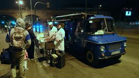 Najlepszy fast food w Krakowie - kiełbaski z Nyski, zapiekanki od Endziora i food trucki