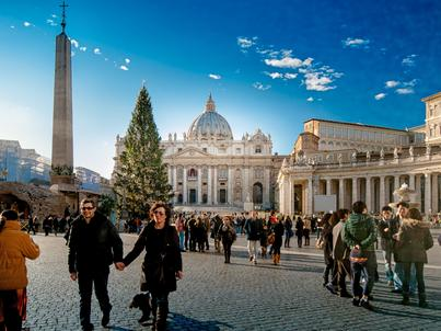 Włochy wychodzą z kryzysu. Mieszkańcy tego kraju planują wydać więcej na tegoroczne Boże Narodzenie
