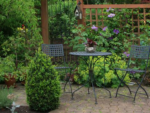 Maly Ogrod Aranzacja Przydomowych Ogrodow Zdjecia Dom