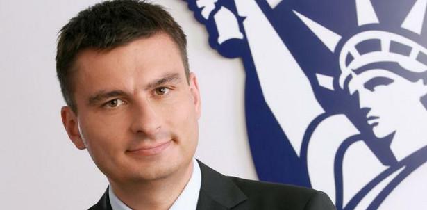 Marcin Warszewski pracuje w Liberty Direct już pięć lat