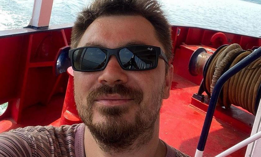 Daniel Martyniuk układa swoje życie na nowo.