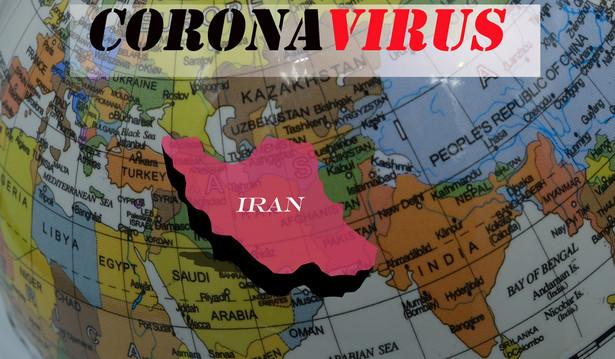 Koronawirus. Iran. Koronawirus w Iranie