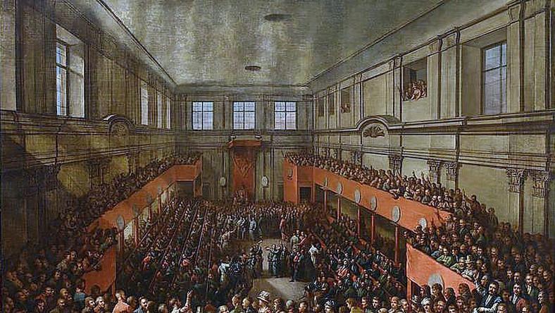 Kazimierz Wojniakowski, Uchwalenie Konstytucji 3 Maja