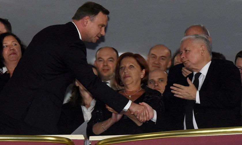 Prezes PiS Jaros?aw Kaczyski