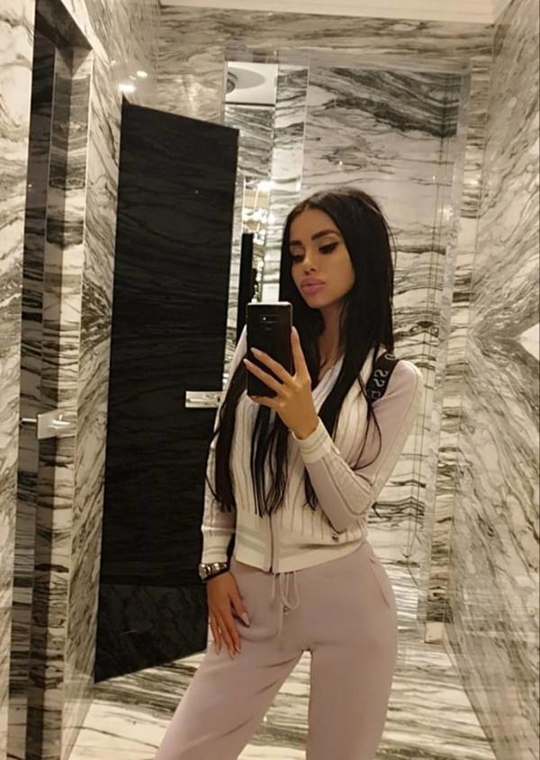 Aleksandra Nakova danas