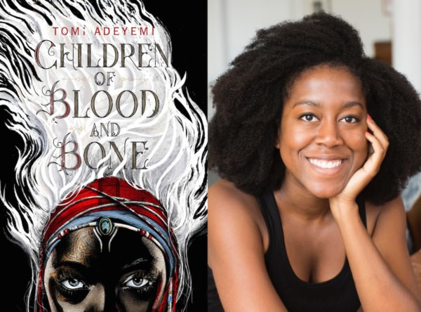 Children of Blood and Bone becomes Tonight show summer read