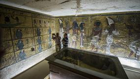 Grobowiec Tutanchamona może kryć nieznane komnaty - czy pochowano tam Nefretete?