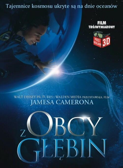 """""""Obcy z głębin"""", 2005, reż. James Cameron"""