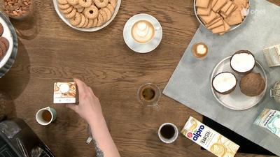 Onet Rano #Od kuchni: Poranna kawa ze smakowym mlekiem roślinnym