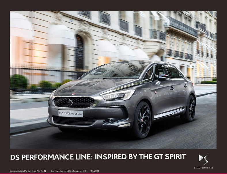 DS5 Performance Line 2
