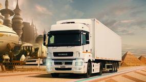 Rosyjskie ciężarówki z chińskimi silnikami