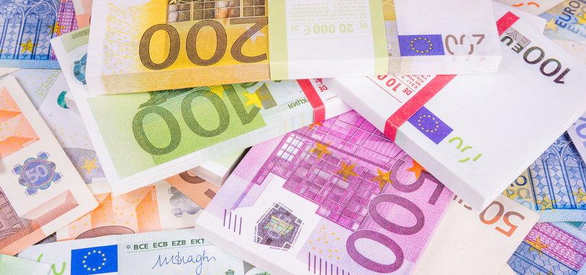 Polacy chcą euro zamiast złotego
