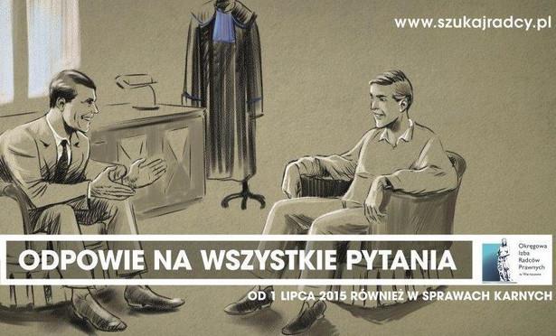 Kampania OIRP w Warszawie