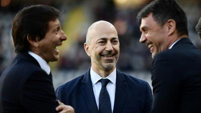 AC Milan CEO Gazidis diagnosed with throat cancer