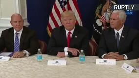 Donald Trump: dziękuję Władimirowi Putinowi, że zmniejszył naszą listę płac