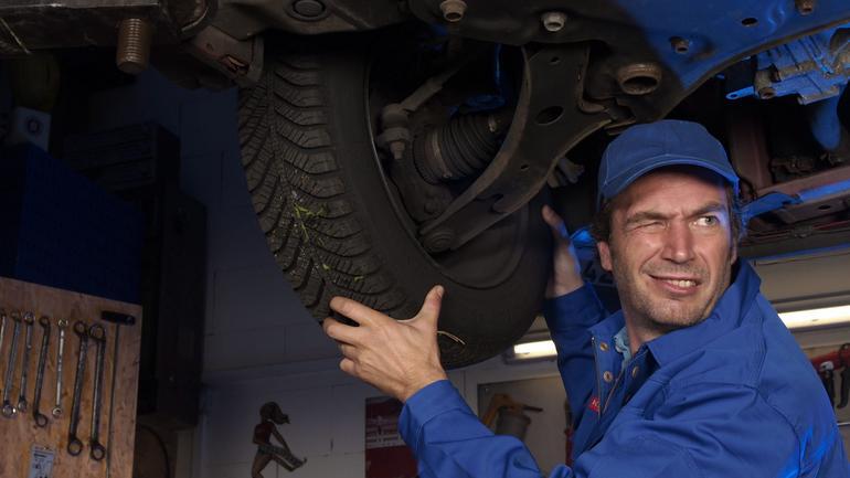 Sprawdź auto po mechaniku