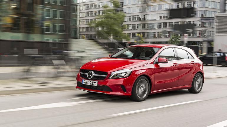 Używany Mercedes klasy A - zmiany na lepsze