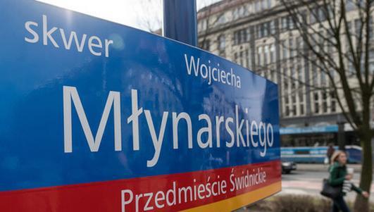 Skwer przy teatrze Capitol otrzymał imię Wojciecha Młynarskiego