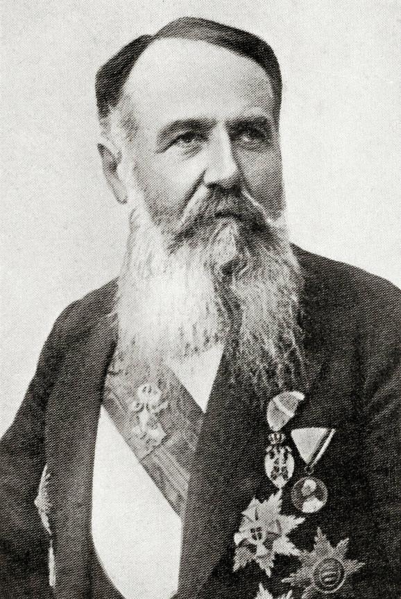 Nikola Pašić je Pačua postavio za ministra finansija